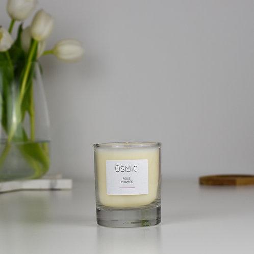 Rose Poivrée - 20cl Candle