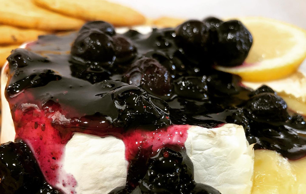 Blueberry Reaper Brie