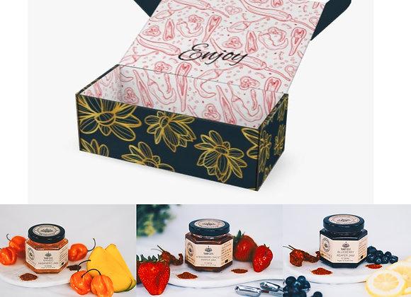 Gift Box Set- Hot