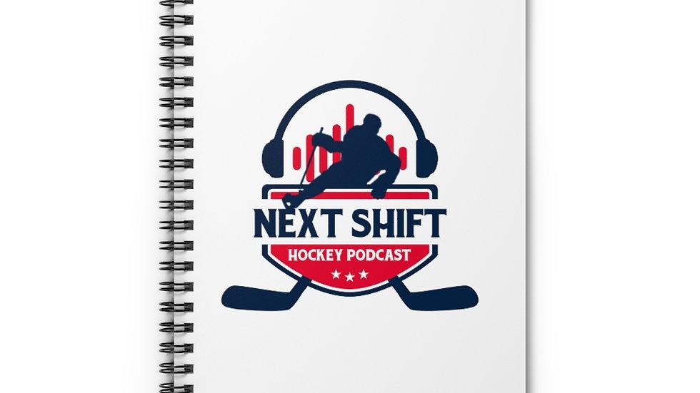 The Next Shift Notebook