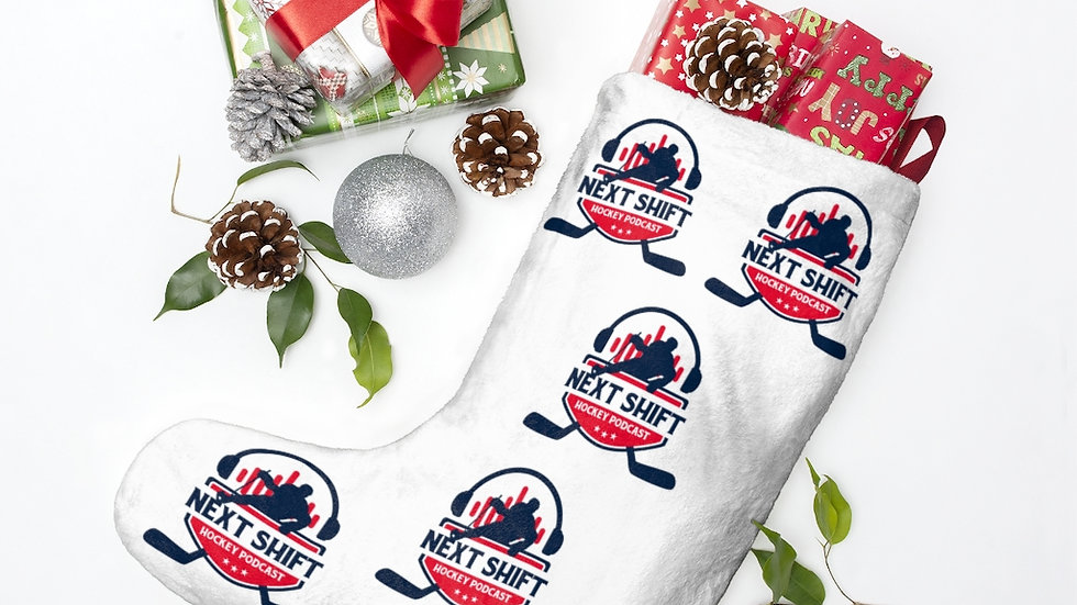 Next Shift Christmas Stockings