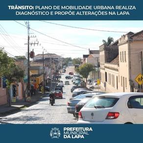 PLANO DE MODALIDADE URBANA REALIZA DIAGNÓSTICO E PROPÕE ALTERAÇÕES NA LAPA