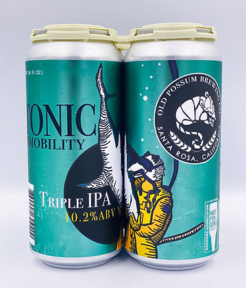 Tonic Immobility Triple IPA 10.2%ABV