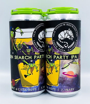Alien Search Party IPA 7.1%ABV