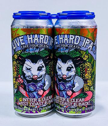 Live Hard IPA 7.1%ABV