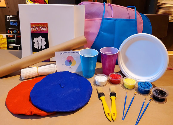 Deluxe Children's Party Kit for Two
