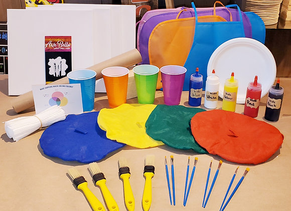Deluxe Children's Party Kit for Four