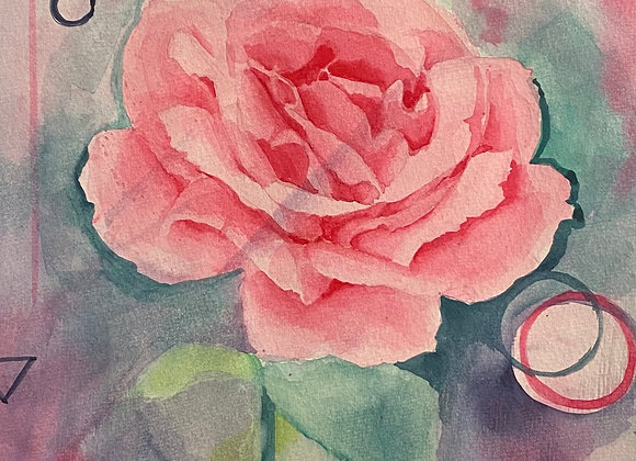 Water Color 2 Week Course Starting 3/22/21 Half Payment