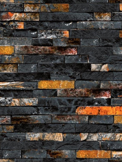 Choice Well Coloured Bricks Wallpapers