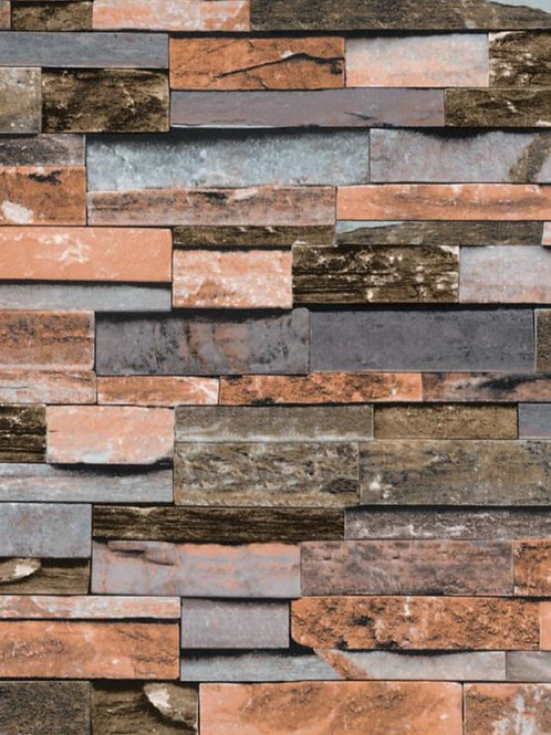 Choice Well Mixed Bricks Wallpapers