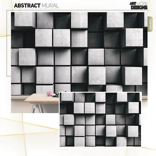 Choice Well 3D Block Wallpapers