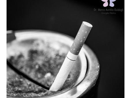Vai fazer uma cirurgia plástica? Prepare-se para ficar longe do cigarro!