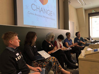 CHANGE and Challenges: Launching the China Academic Network on Gender at Université libre de Bruxell