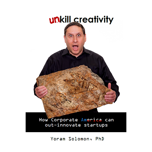 Un-Kill Creativity: How Corporate America can out-innovate startups