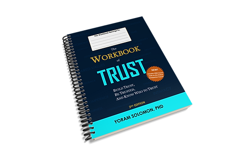 The WORKBOOK of Trust - 2nd Edition