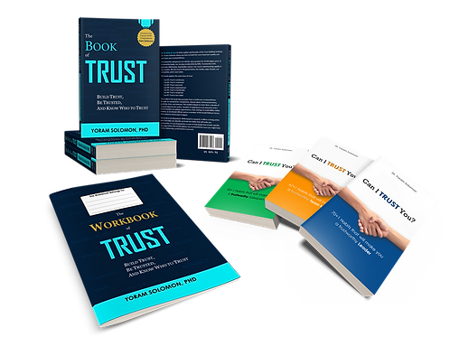 TRUST 5-Book Set (2nd Edition)