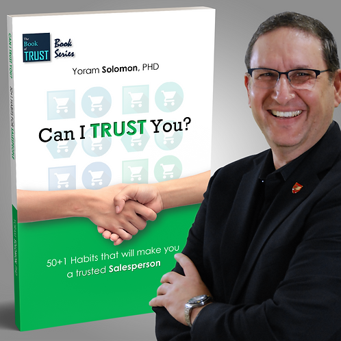 Can I Trust You? 50+1 Habits for SALESPEOPLE