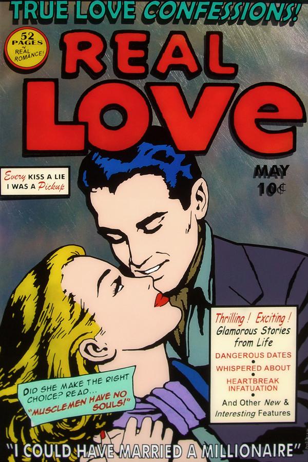 Love magazine
