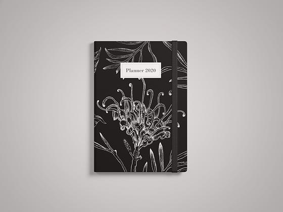 Planner Semanal 2020 - Botânica