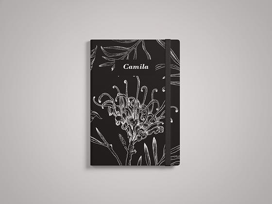 Caderno Refilável - Botânica