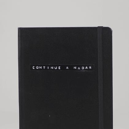 Caderno - Continue a Nadar