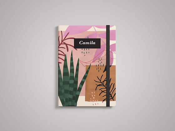 Caderno Refilável - São Jorge