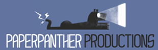 studio4 dublin, paperpanther productions, paper panther productions logo
