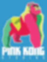 studio4 dublin, pink kong studios, pink kong logo