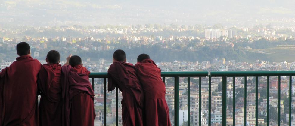 Nepal Kopan Monastary Kids