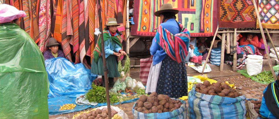 Sacred Valley - Pisaq Market