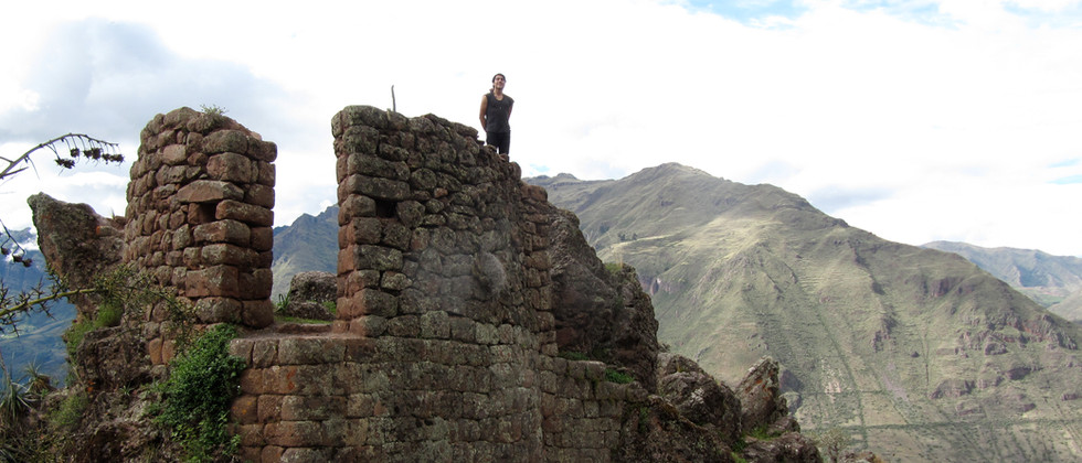 Sacred Valley - Ruins Pisaq