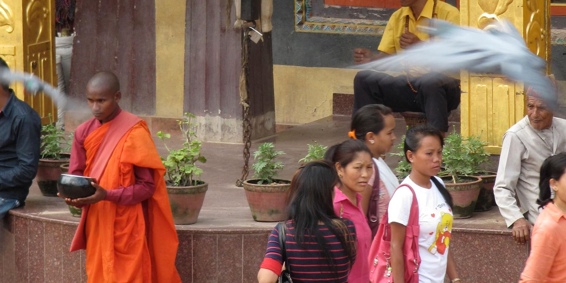 Boudha Stupa Nepal