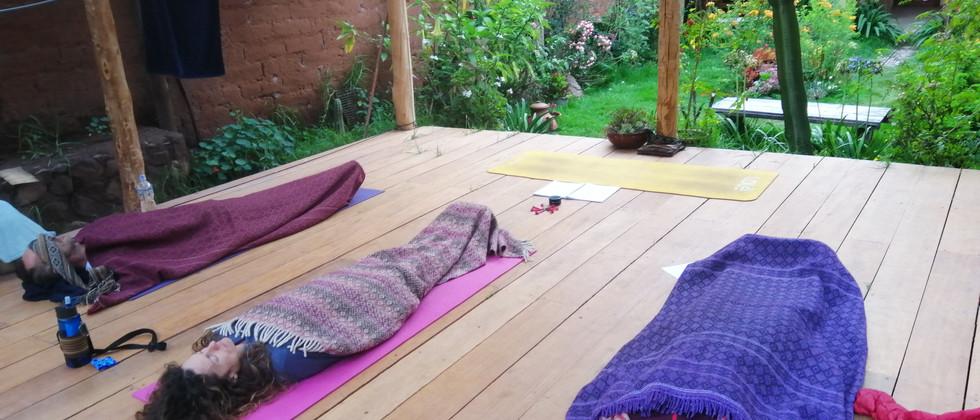 Sacred Valley - Kundalini Yoga in Pisaq