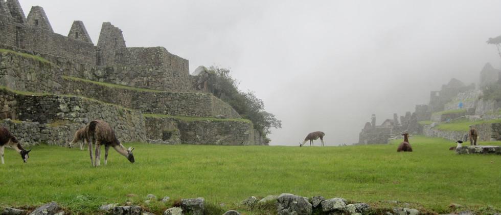Sacred Valley Peru - Machu Picchu