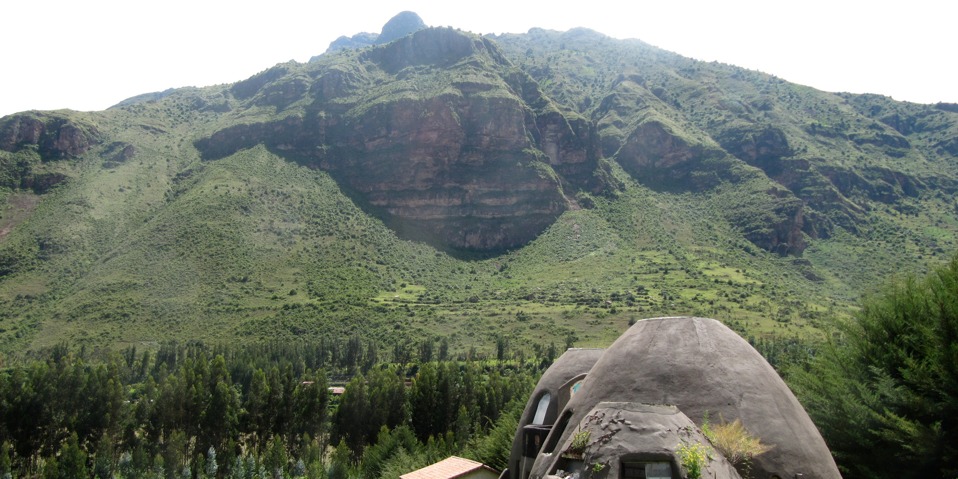 Pisaq Mountains