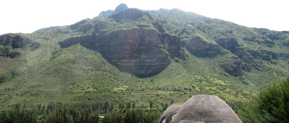 Sacred Valley - La Pacha Pisaq Mountains