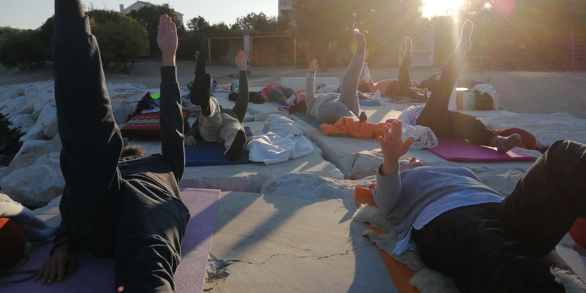 Morning Kundalini Yoga