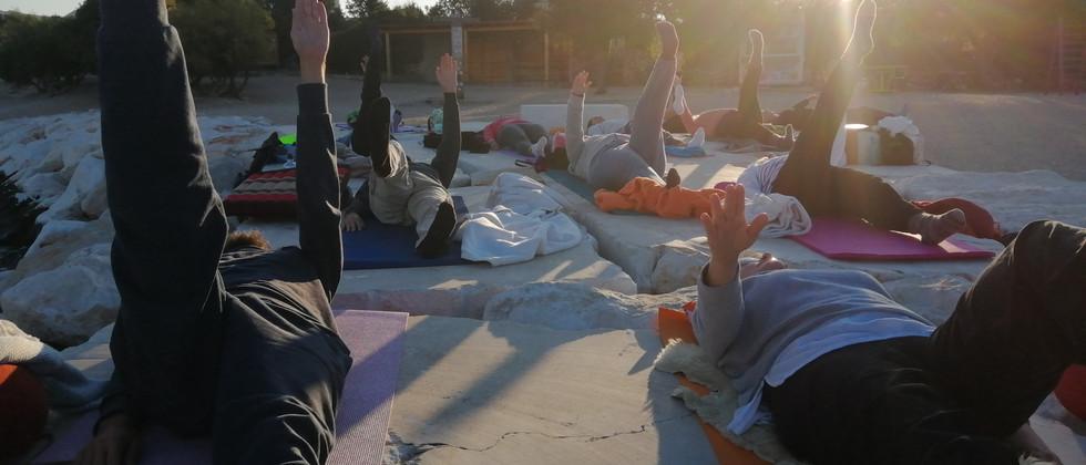 Retreat Croatia - Morning Kundalini Yoga