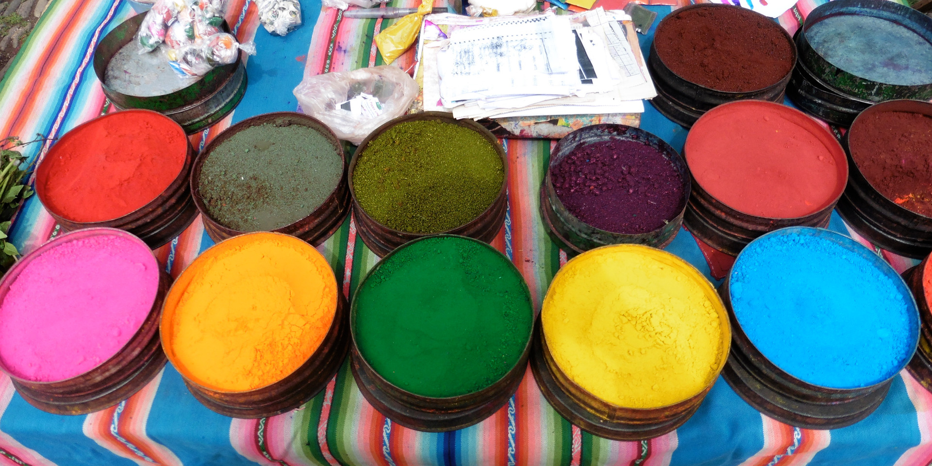 Peru Nature Colors