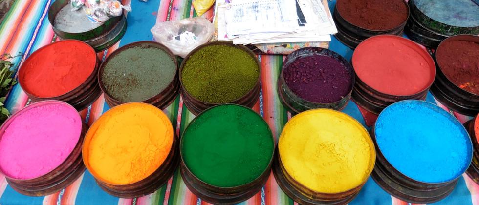 Sacred Valley Peru - Nature Colors