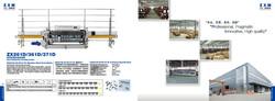 Maszyny szklarskie ZXM 14