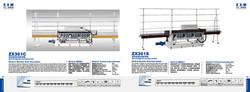 Maszyny szklarskie ZXM 15