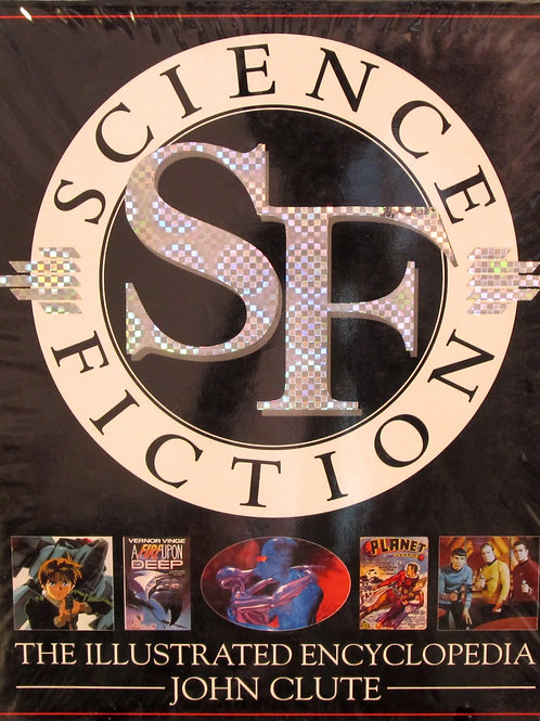 The Illustrated Encyclopedia of Science Fiction