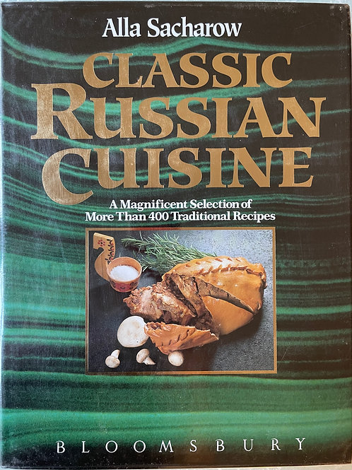 Classic Russian Cuisine