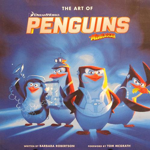 The Art of DreamWorks Penguins of Madagascar