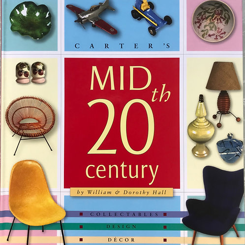 Carter's Mid 20th Century - Collectables Design Decor