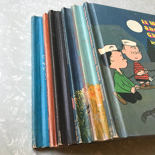 With Love From Charlie Brown - Six Volume Set