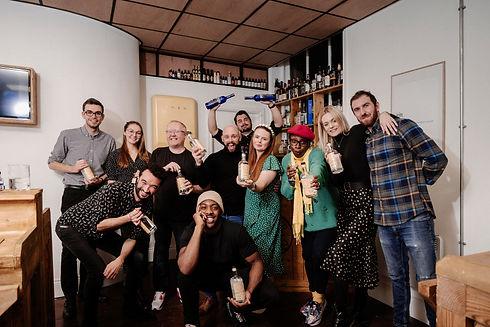 Liquor Studio Leeds Gin Experience
