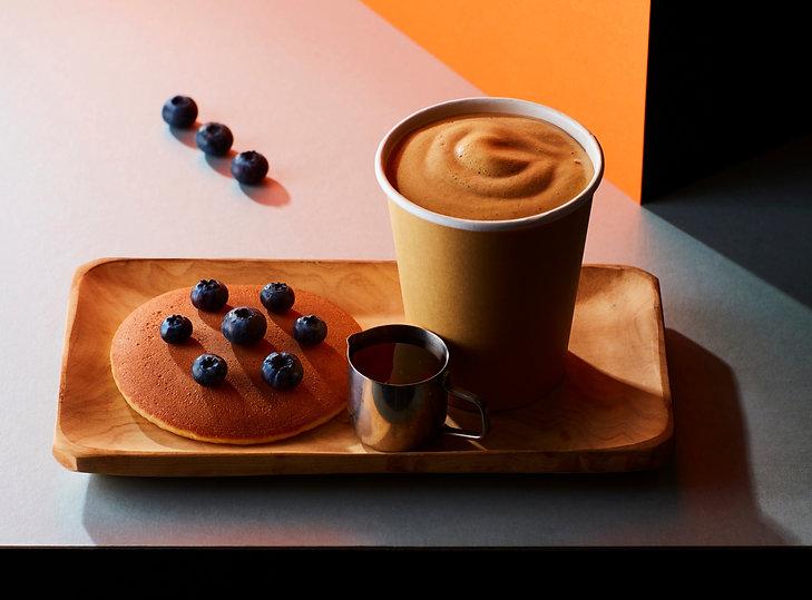 Coffee & Pancakes