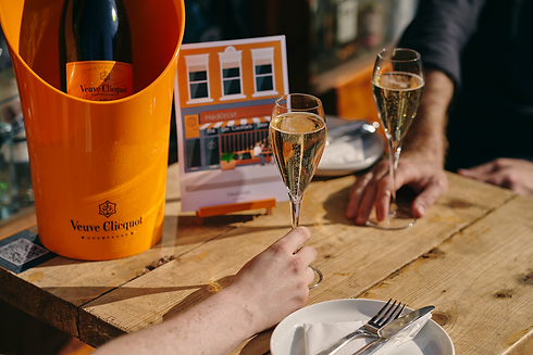 Veuve Clicquot Champagne Afternoon Tea